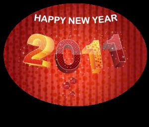 Selamat Tahun Baru 2011!